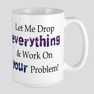 Drop Everything Mugs
